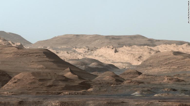 Curious Marte