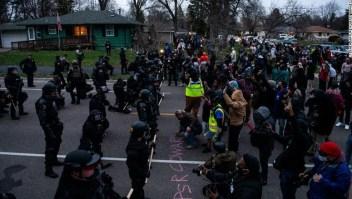 Minnesota protesta