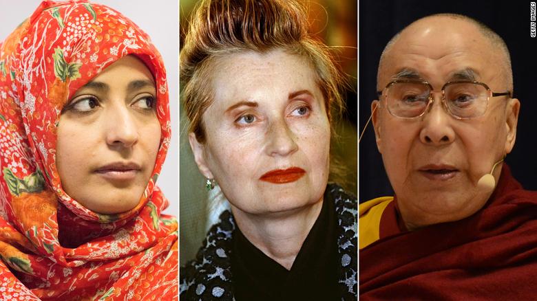Nobel dalai lama combustibles fósiles