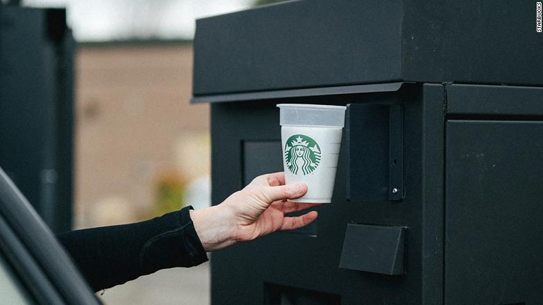 Starbucks taza