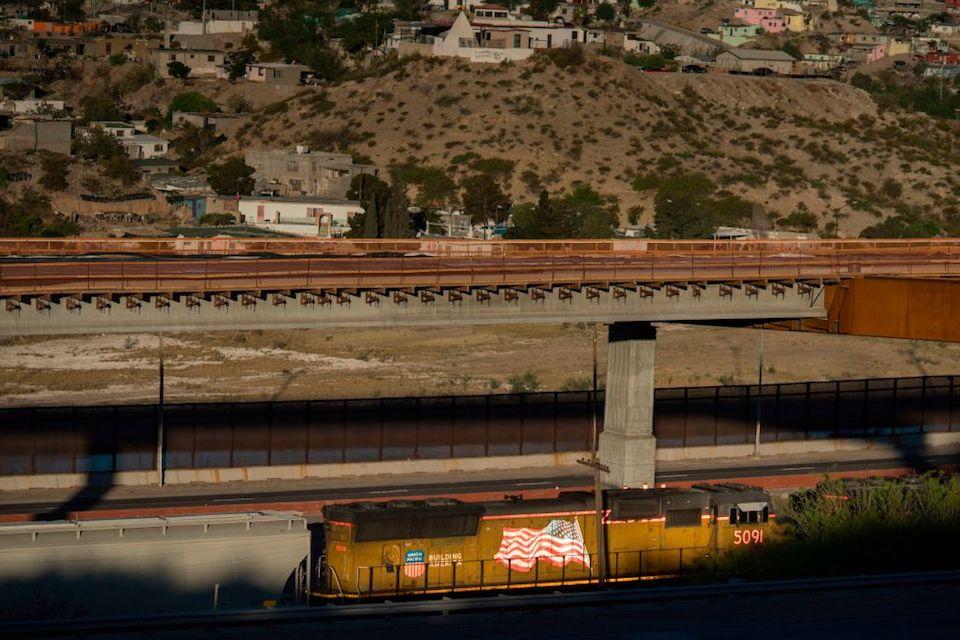 inmigración, trenes, El Paso