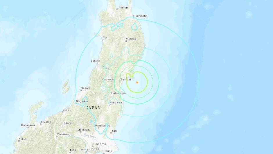 sismo japón