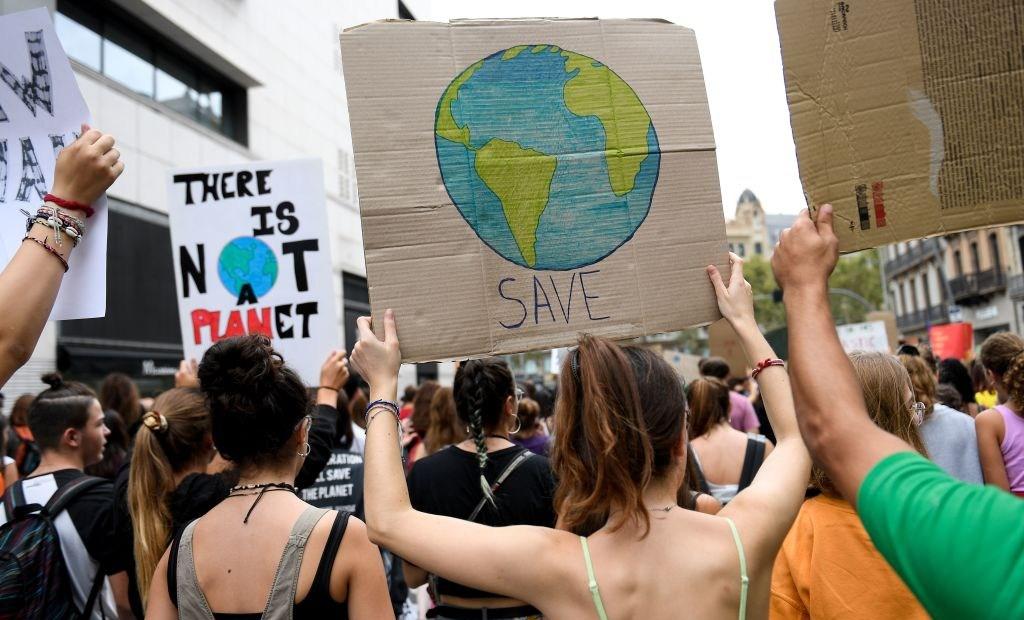 Salva al planeta