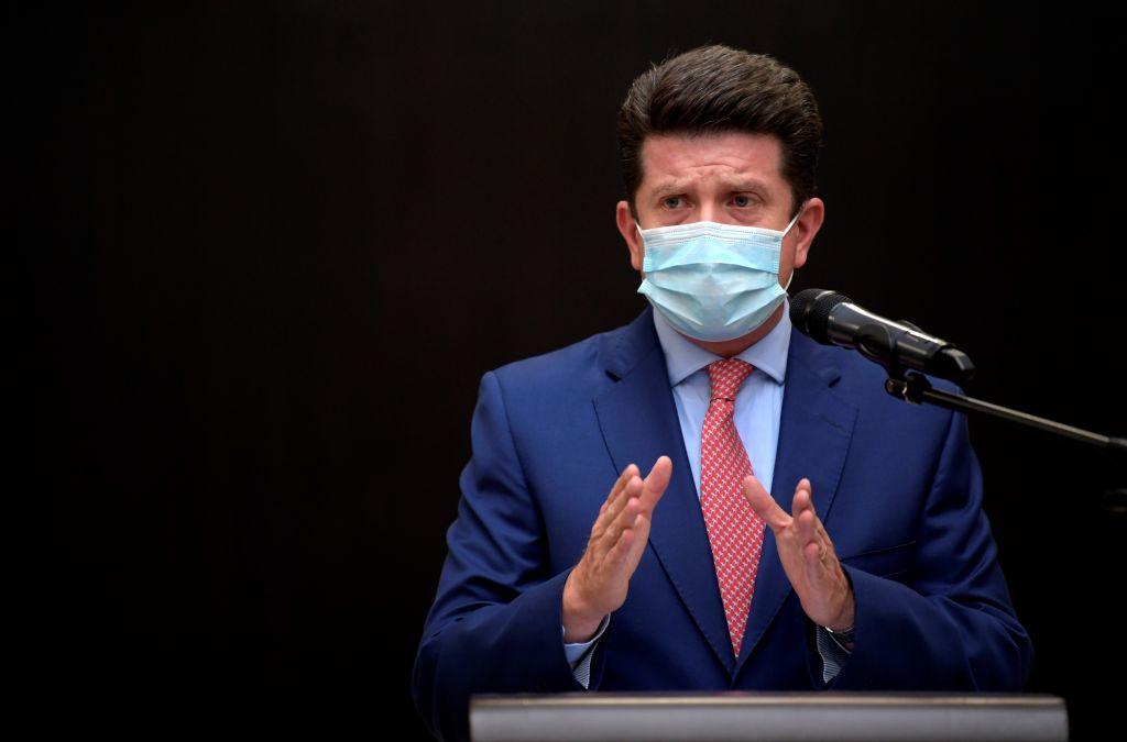 Diego Molano Ministro de Defensa Colombia Senado votará moción de censura