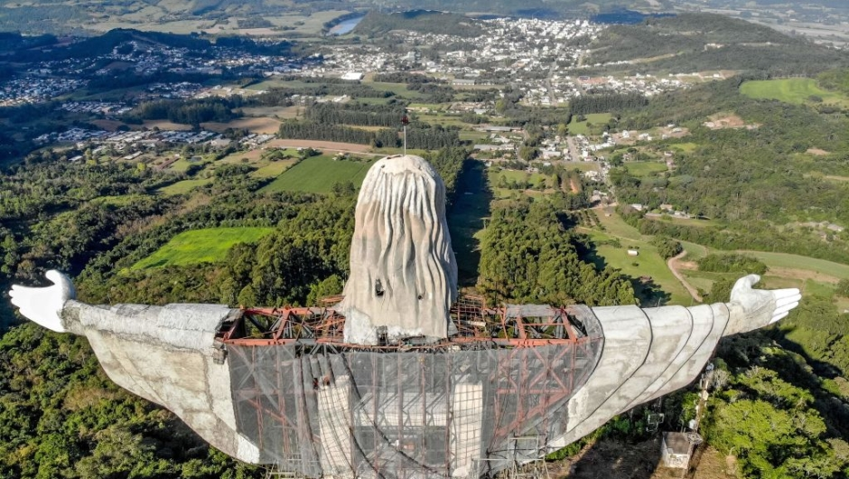 Estatua Cristo Brasil