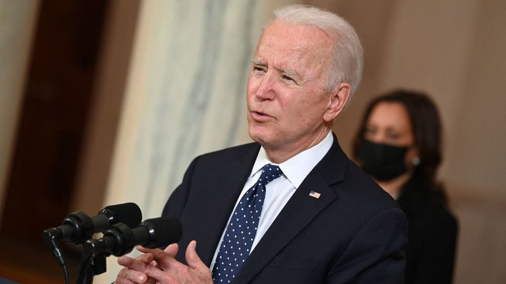 Joe Biden habla al país tras veredicto contra Derek Chauvin