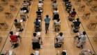 Exámenes de educación secundaria en China