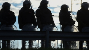 argentina policia
