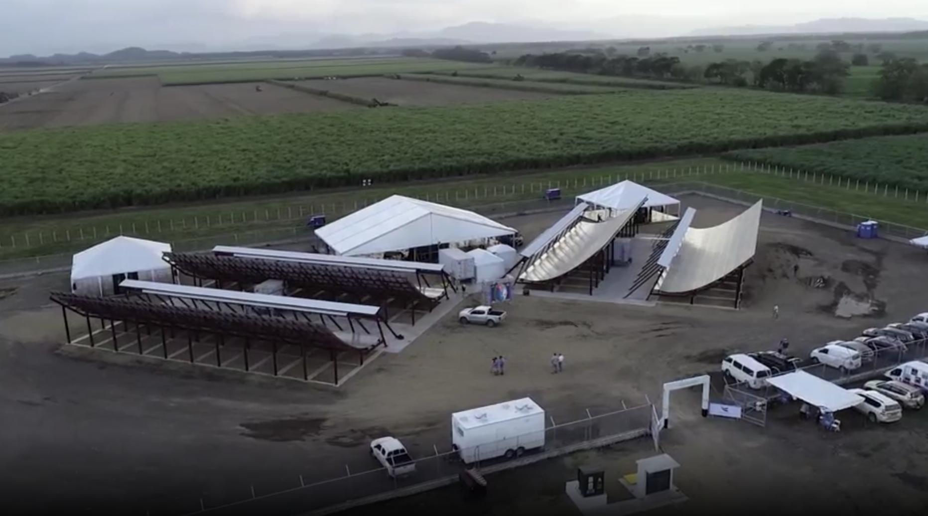 Costa Rica estrena radar para detectar basura espacial