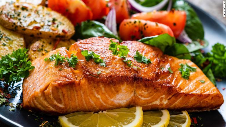 comida reducir estres
