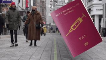 pasaporte de covid