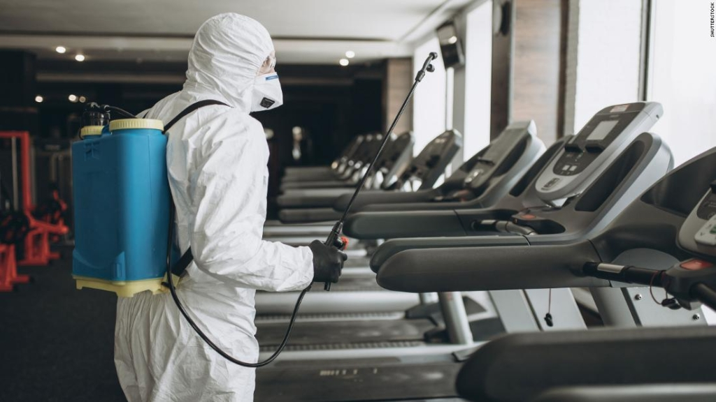 Desinfectar superficies covid CDC