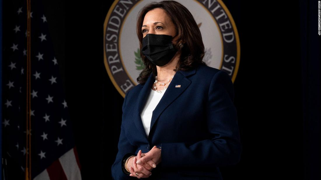 La Casa Blanca considera una amplia gama de planes sobre migración antes de la visita de Kamala Harris a Centroamérica