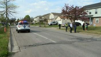 Agente de policía de Ohio le disparó y mató con un cuchillo a una joven de 15 años, dice la policía y muestra un video de cámara corporal