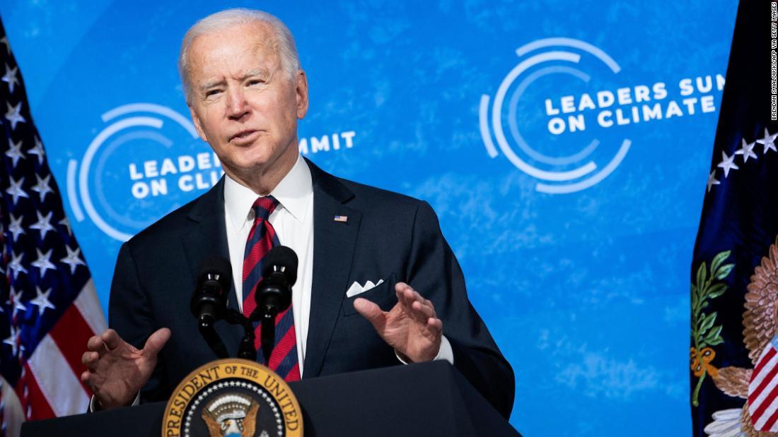 ANÁLISIS | Cómo Biden ancló sus primeros 100 días en dos principios simples