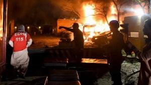 Atentado carro bomba Pakistán embajador chino