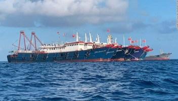 milicia marítima china