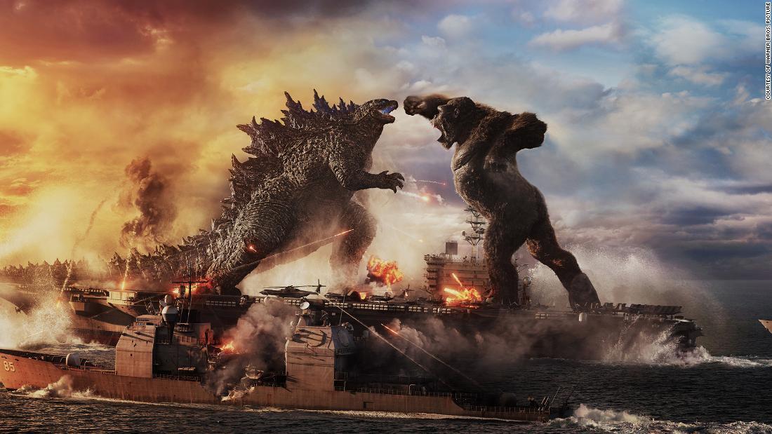 Godzilla vs. Kong' podría ser el gran éxito cinematográfico de la pandemia
