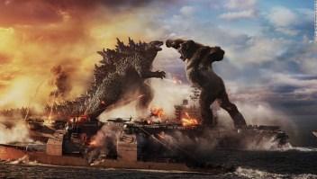 'Godzilla vs. Kong' podría ser el mayor éxito de la pandemia