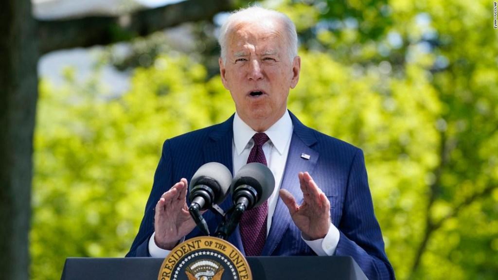 Biden discurso radicalismo análisis