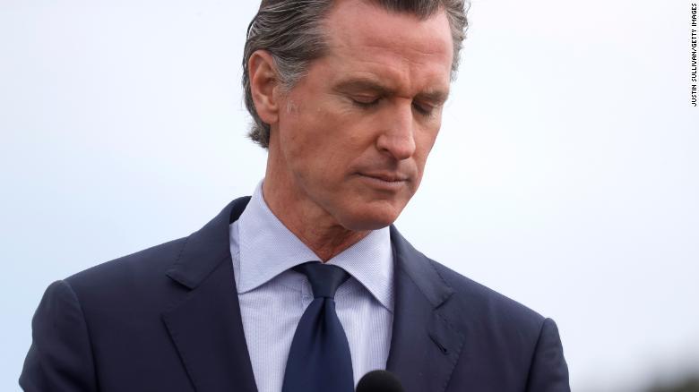gobernador california
