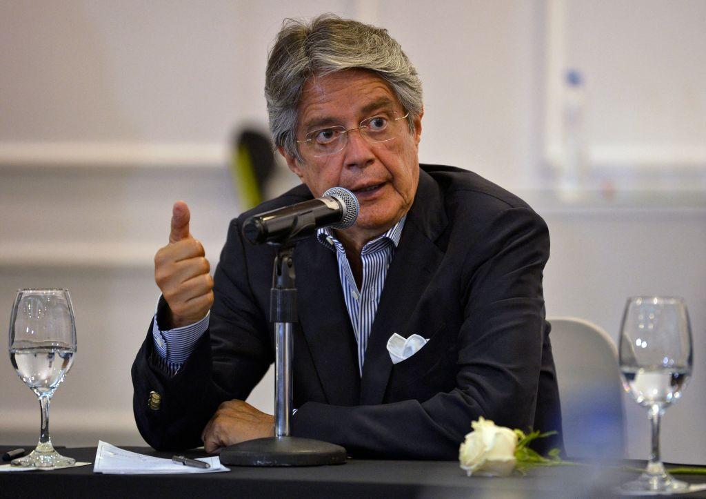 Guillermo Lasso se reunirá con Iván Duque este martes en Bogotá