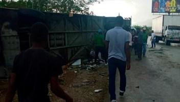 haití-choque-dos