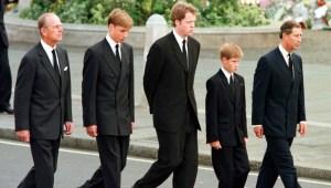 Vestimenta luto realeza