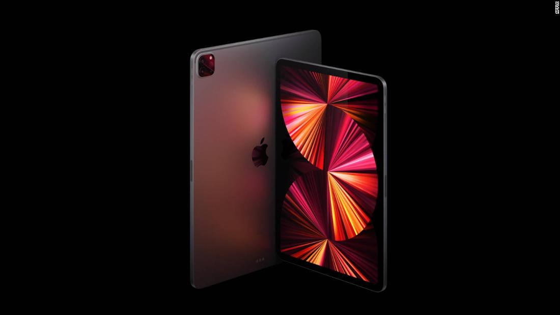 iPad Pro features 2021