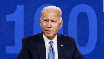 Primeros 100 días de Joe Biden