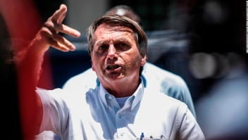 Jair Bolsonaro afirma que no se aplicará la vacuna contra el covid-19