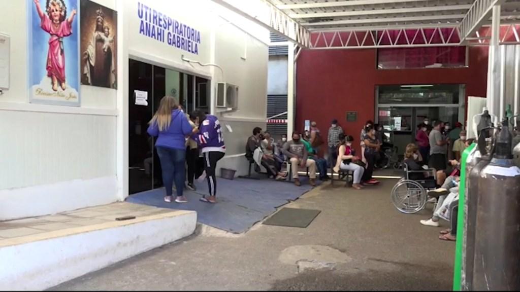 Colapso sanitario en Paraguay