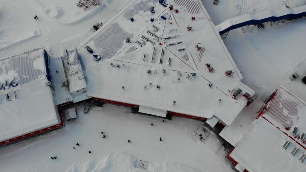 Rusia está probando su nueva 'superarma' en el Ártico