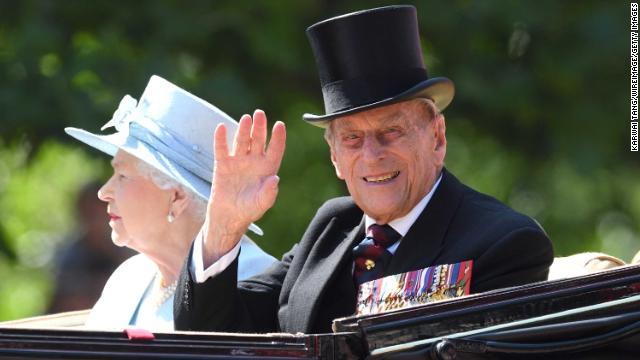 Muere el príncipe Felipe a los 99 años
