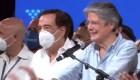 Lasso: Ecuador expresó la necesidad de cambio