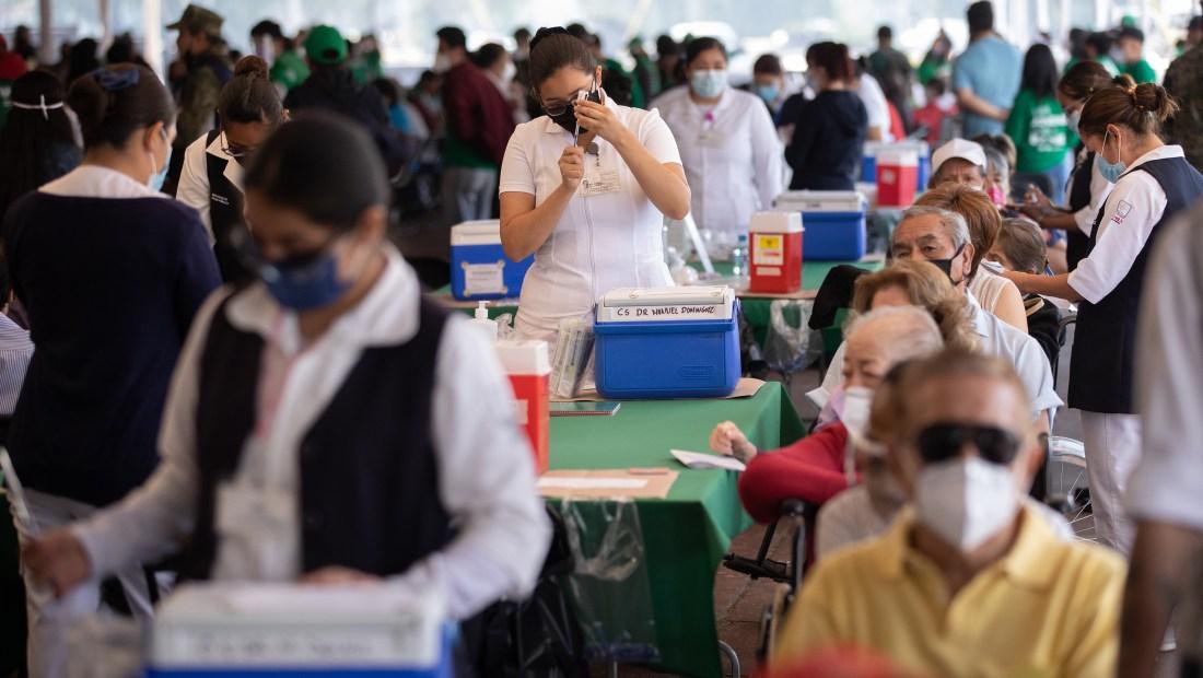 Expertos: No hay que temer por efectos adversos de vacunación