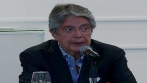 Lasso sobre tuit de Correa: Me sorpendió positivamente