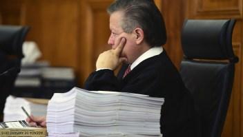 México Porfirio Muñoz Ledo: Zaldívar se tiene que ir