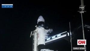Así fue el lanzamiento del Space X
