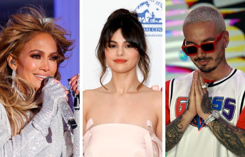 Jennifer Lopez, Selena Gomez y J Balvin se unen para el 'VAX LIVE', un concierto virtual para apoyar la vacunación