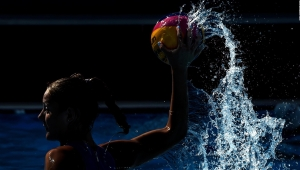 Waterpolo: supremacía femenina de EE.UU.