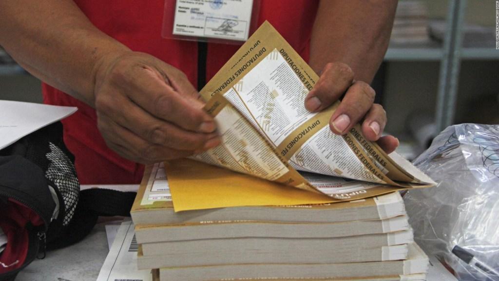 México: tendencia de encuestas a semanas de la elección