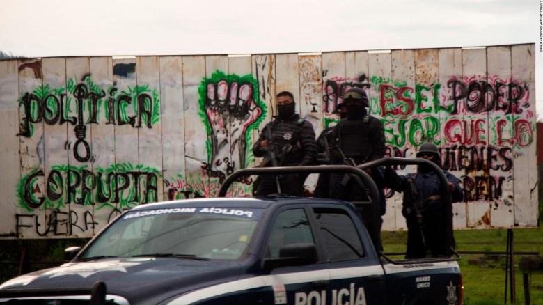 ¿Cuáles son las causas de la violencia política en México?