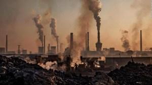 Suben las emisiones de gases en China, según estudio