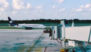 México, a punto de caer en calificación de seguridad aérea