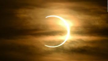 Este 10 de junio hay un eclipse anular de sol