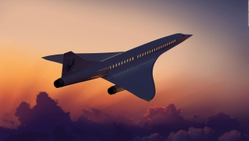 Boom Supersonic apueta a vuelos supersónicos y superar al Concorde