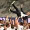 Zidane llenó de títulos las vitrinas del Madrid