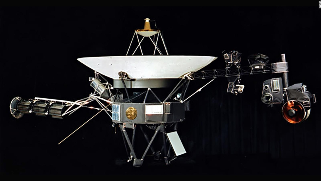Sonda Voyager 1 detecta zumbido de gas interestelar
