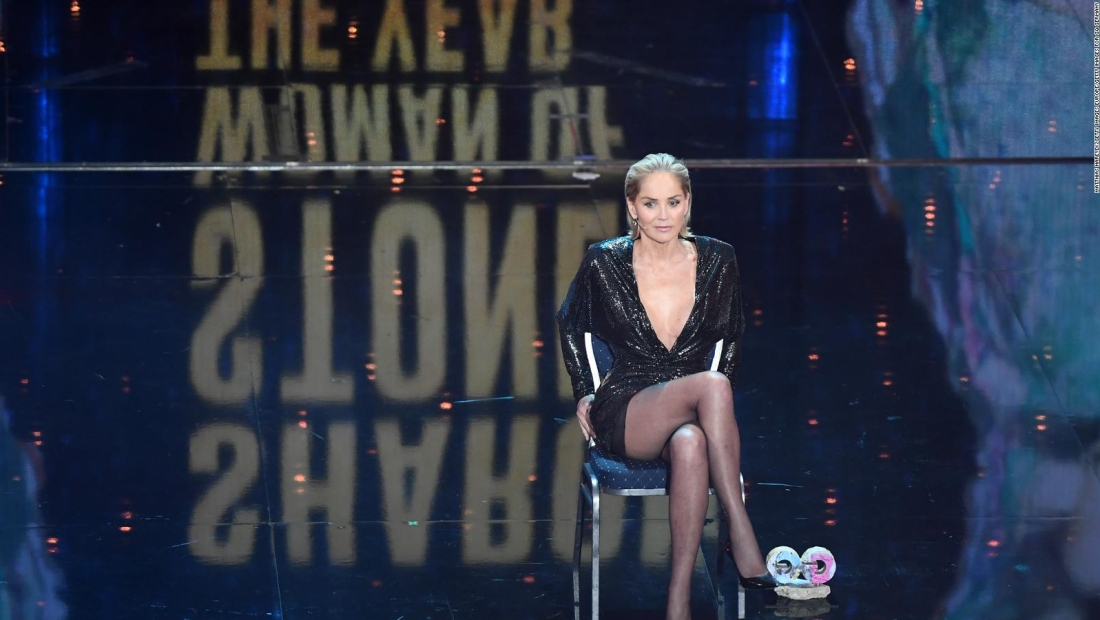 Sharon Stone dice que no puede detener la nueva versión XXX de Basic Instincts